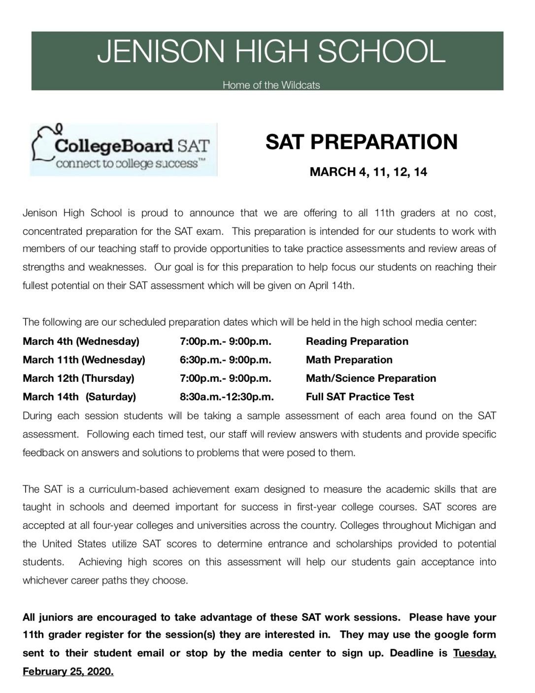 SAT PREPARATION NIGHT 2020 copy